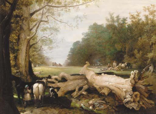 John West Giles (fl.1830-1864)