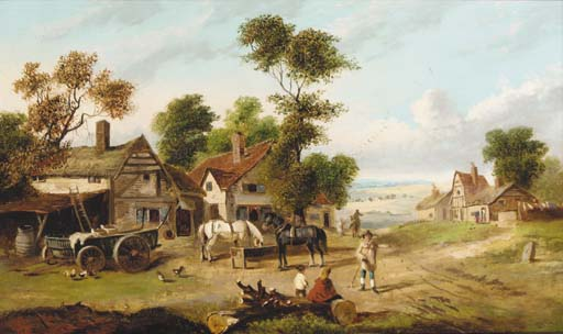 Attributed to Edwin Masters, 1