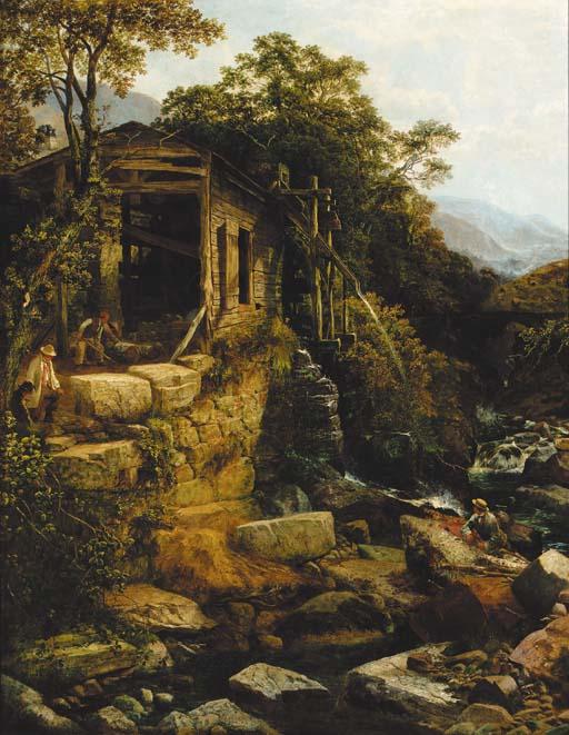 Joseph Paul Pettitt (fl.1845-1