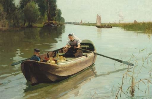 Edward Aubrey Hunt (1855-1922)