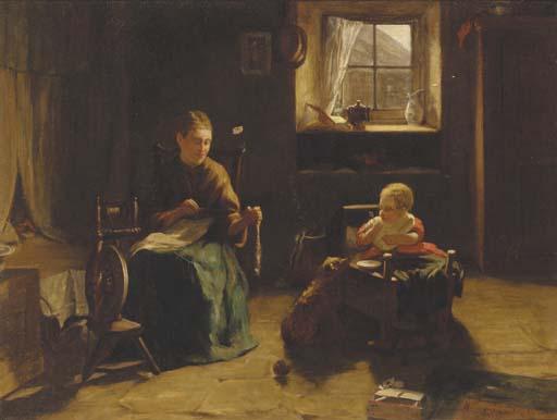 James Hamilton, A.R.S.A (1853-