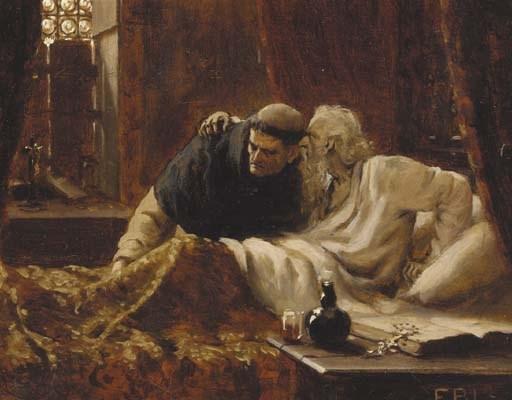 Edmund Blair Leighton (1853-19