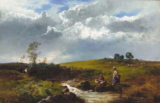 Charles Leslie (fl.1835-1863)