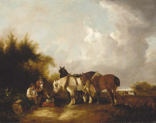 Circle of William Shayer (1787