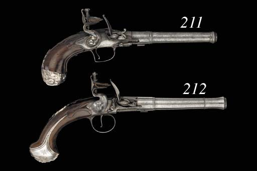 A 28-Bore Flintlock Turn-Off P