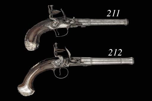 A 25-Bore Flintlock Turn-Off P