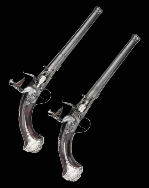 A Rare Pair Of 20-Bore Two-Sho