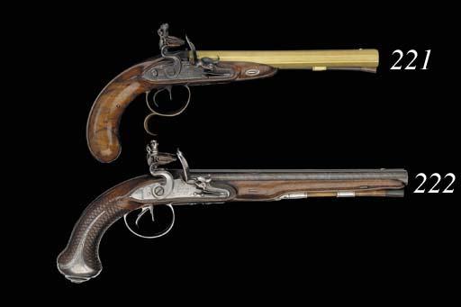 An Unusual 28-Bore D.B. Flintl