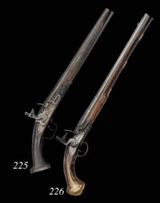 An Unusual 16-Bore Flintlock H