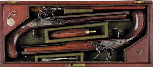 An Exceptional Cased Pair Of 3