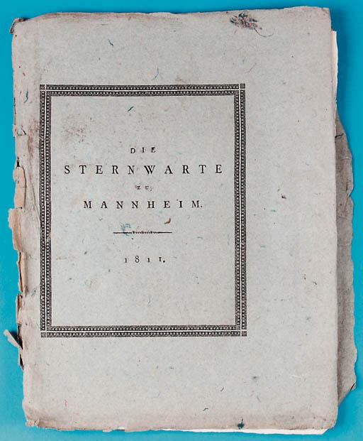 DIE STERNWARTE ZU MANNHEIM, 18