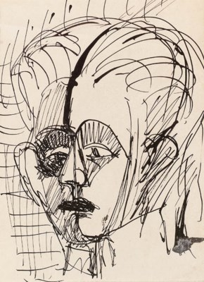Ernst Ludwig  Kirchner (1880-1