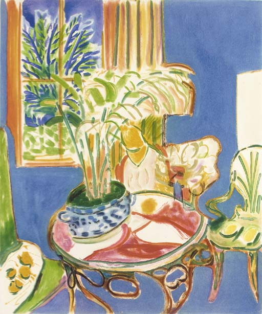 After Henri Matisse (1898-1954