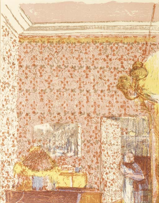 After Edouard Vuillard (1868-1