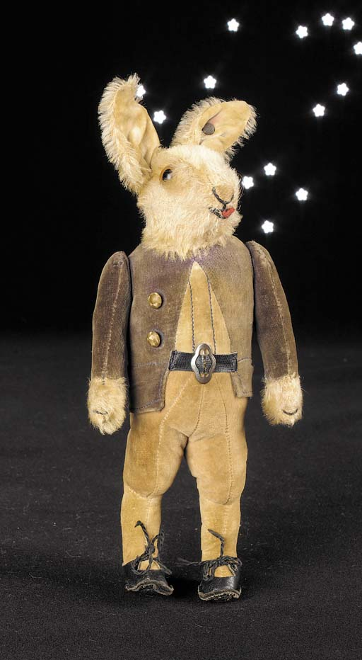 A rare Steiff 'Jack Rabbit'