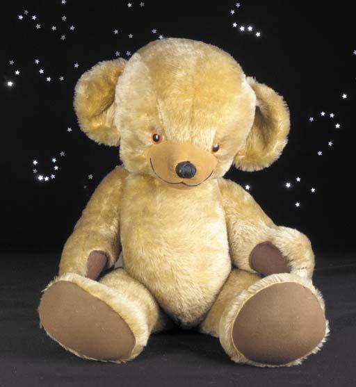 A Merrythough Cheeky teddy bea