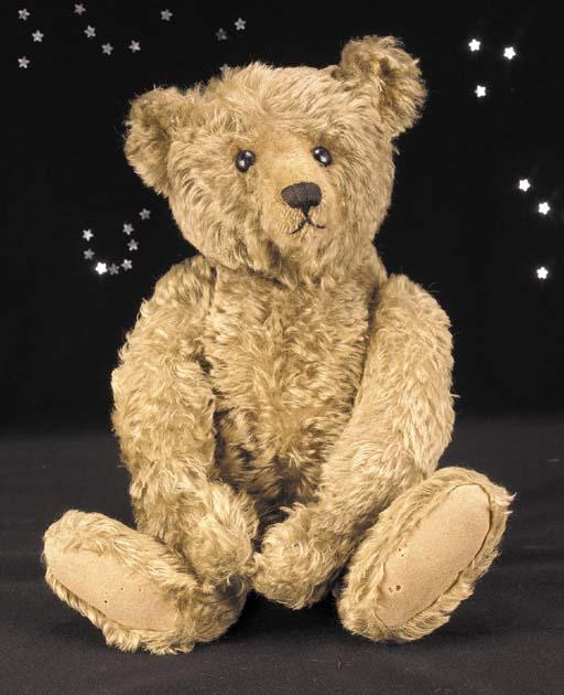 'Willie', a fine Steiff teddy