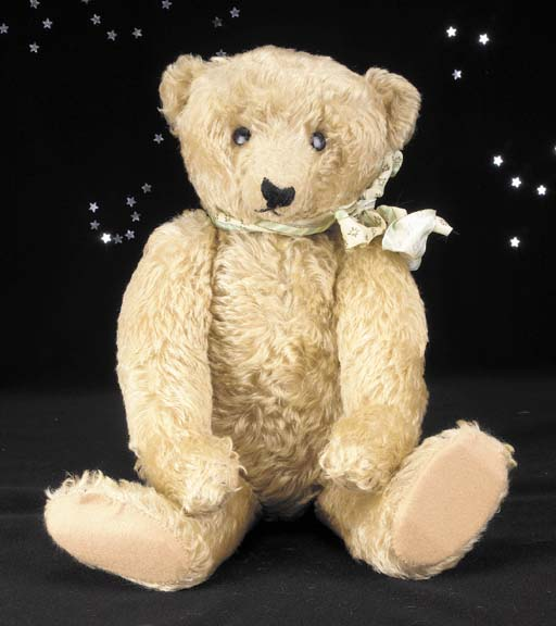 A fine Bing clockwork Teddy Be