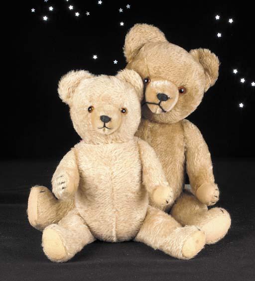 A Gebr. Hermann teddy bear