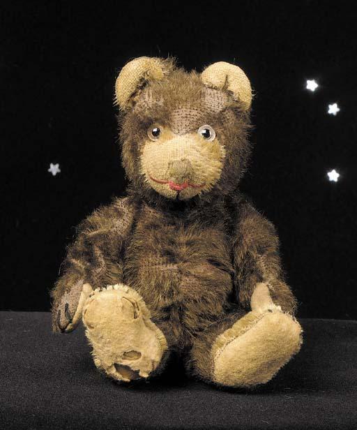 A Crämer teddy bear