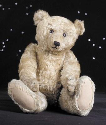 'George', a fine Steiff teddy