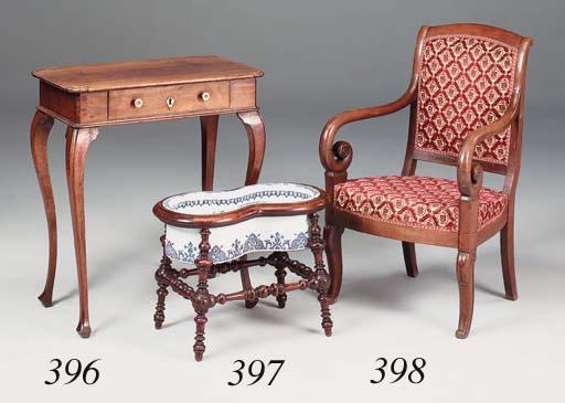 A Louis Philippe mahogany faut
