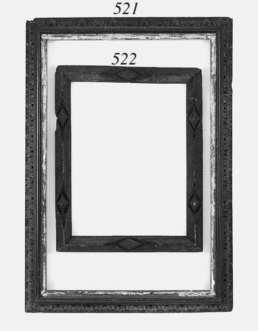 A North American tramp frame,