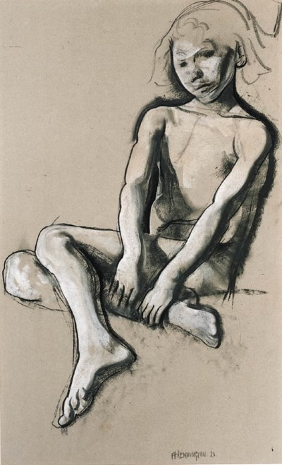 Eric Kennington, R.A. (1888-19