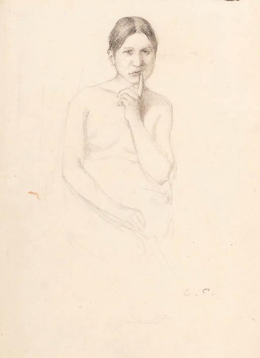 Lovis Corinth (German, 1858-19