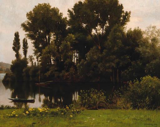 Emile-Louis Foubert (French, 1