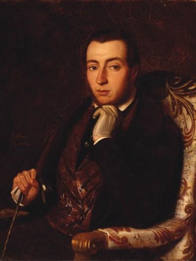 Pelegrin Clavé (Spanish, 1811-
