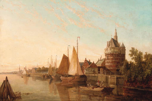 William Dommersen (Dutch, 1850