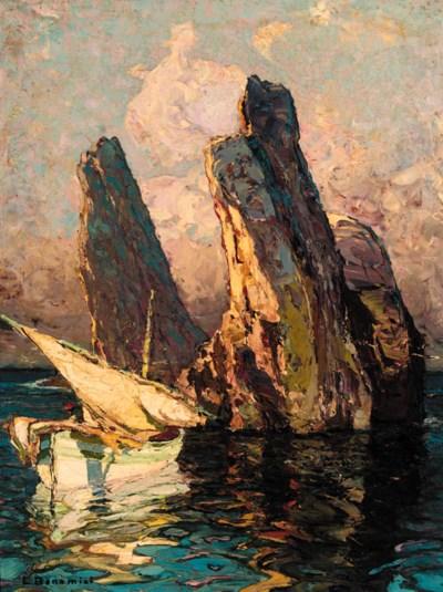 Louis Bonamici (Italian, 1878-