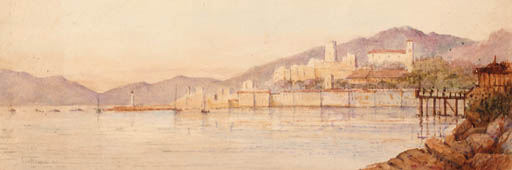 Angelos Giallina (Greek, b.1857)