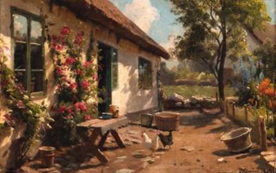 Peder Mønsted (Danish, 1859-19
