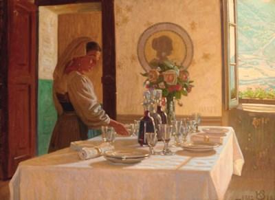 Knud Sinding (Danish, 1875-194