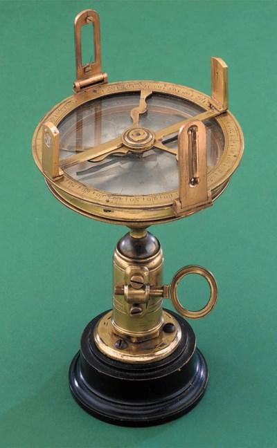 An 18th-Century surveyor's cir