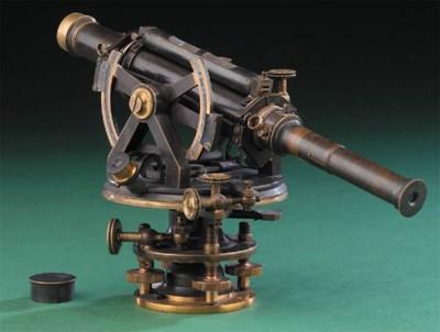 A late 19th-Century oxidised a