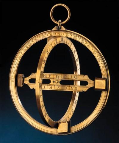 An 18th-Century brass German u