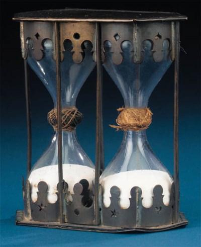 An 18th-Century double-bulb sa