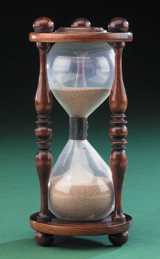 A Regency period rosewood hour