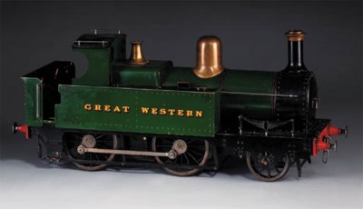 A 5in. gauge model of the GWR