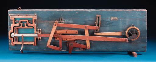 A late 19th-Century wood, ferr