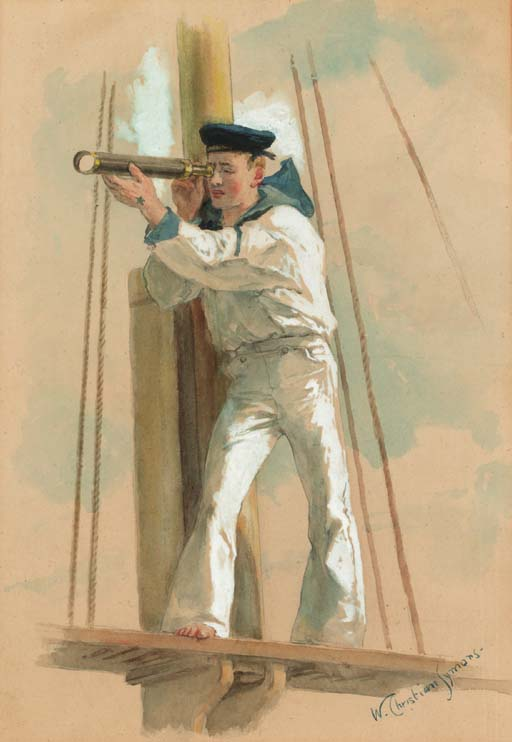 William Christian Symons (1845