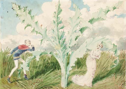 Charles Altamont Doyle (1832-1