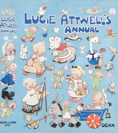 Mabel Lucie Attwell (1879-1964
