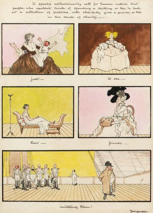 Cyril Kenneth Bird, 'Fougasse' (1887-1965)