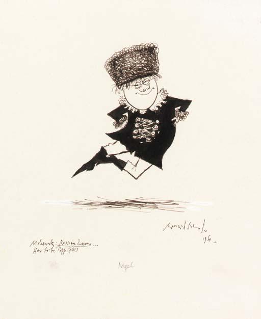 Ronald William Fordham Searle