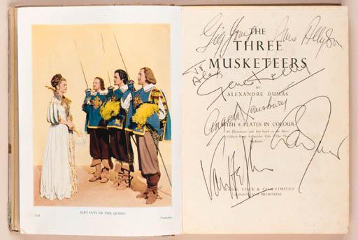 Gene Kelly/The Three Musketeer