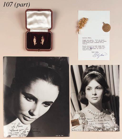 Elizabeth Taylor/Sophia Loren/
